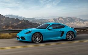 Обои Porsche, Cayman, порше, кайман