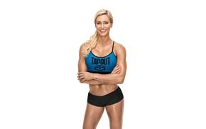 Картинка WWE, blonde, Charlotte divas champion