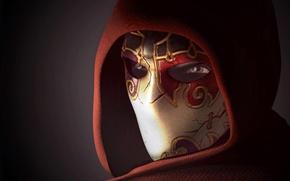 Обои маска, джек из тени, fable