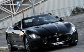Картинка Maserati, au-spec, grancabrio