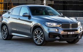 Картинка бмв, BMW, F16, AU-spec, 2015, M50d