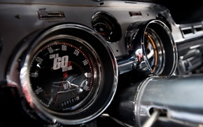Обои Shelby, GT500, Mustang, Ford