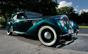 Обои delage, d8, 120, aerodynamic, coupe, by letourneur & marchand