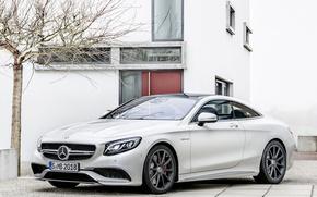 Картинка Mercedes-Benz, AMG, S63