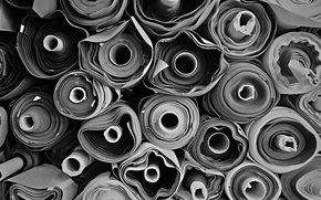 Картинка pattern, black and white, material, sheets, b/w, matter, raw material, textile