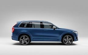 Картинка Volvo, XC90, R-Design