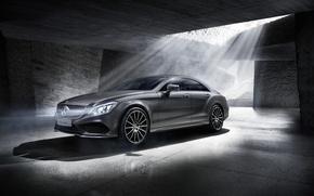 Картинка Mercedes-Benz, мерседес, AMG, C218, CLS-Class