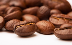 Обои макро, зёрна, кофе, beans, coffee