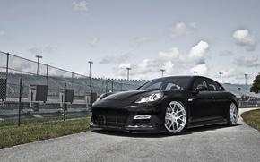Картинка wheels, Porsche Panamera, ADV1, ADV7