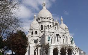 Картинка Paris, Montmartre, SacreCoeur