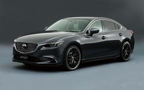 Обои Concept, Mazda, Atenza, мазда