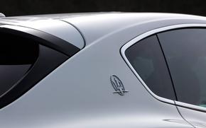 Картинка Maserati, Лого, Мазерати, Шильдик