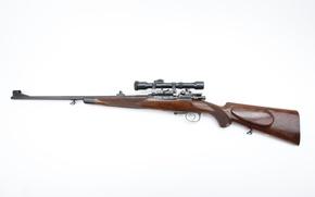 Картинка оптика, снайпер, прицел, винтовка, приклад