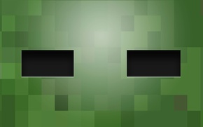 Картинка линии, цвет, zombie, квадрат, minecraft, прямоугольник