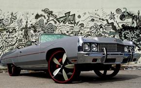 Обои кадиллак, Cadillac, Fleetwood, флитвуд