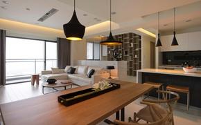 Картинка дизайн, стиль, интерьер, жилое пространство