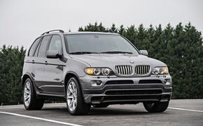Обои E53, кроссовер, BMW, бмв