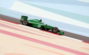 Картинка Formula 1, Caterham, Kamui Kobayashi, CT05