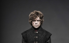 Картинка Lannister, dwarf, Tyrion, man, chibi, GOT, Game of Thrones, lion, A Song of Ice and ...