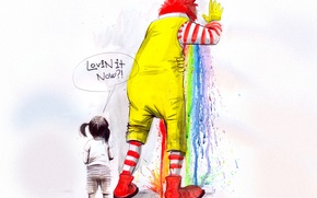 Обои Макдональдс, McDonalds, еда