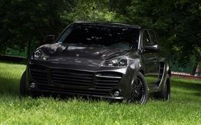 Обои GTR, Porsche, Vantage