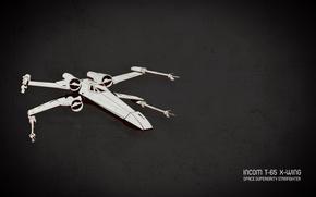 Картинка звездные войны, t-65, x-wing, Incom
