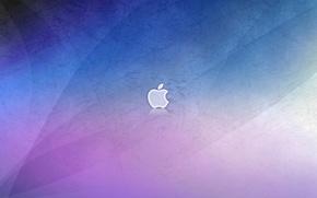 Картинка apple, царапины, avrora