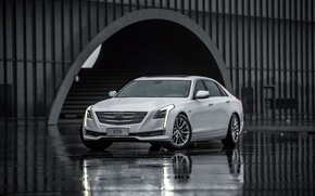 Обои кадиллак, Cadillac, CT6, седан