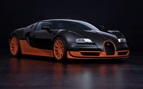 Обои Bugatti, Veyron
