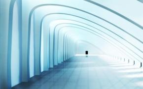 Картинка коридор, свет