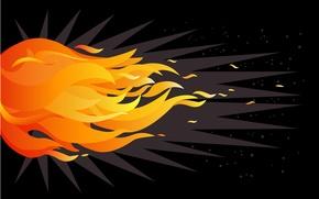 Картинка огонь, fire, плямя