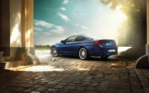 Картинка тюнинг, 6 series, автообои, BMW, бмв, Alpina