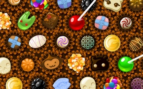 Картинка Сладости, Candy, Еда, Food & Drinks
