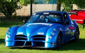 Картинка автомобиль, британский, гоночный, 509 Skelta, G-Force