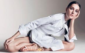 Картинка модель, фотосессия, Vogue, 2015, Josephine Le Tutour, Жозефин Ле Тутур