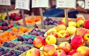 Картинка фрукты, персик, слива, цены