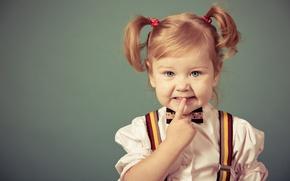 Обои дети, детство, милая, ребенок, блондинка, красивая, fashion, мода, young, стильный, beautiful, молодой, child, blonde, cute, ...