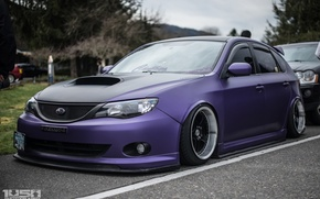 Картинка turbo, subaru, japan, wrx, impreza, jdm, tuning, power, sti, low, stance