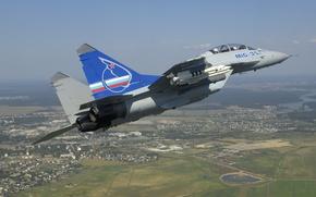 Картинка истребитель, MiG-35, бомбадировщик