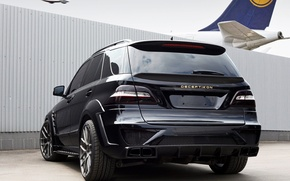 "Картинка Mercedes-Benz, TopCar, '2013, Inferno ""Deceptikon"", ML 63 AMG, (W166)"