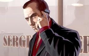 Картинка GTA, Rockstar, Game, Grand Theft Auto IV