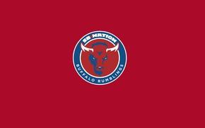 Картинка красный, знак, обои, бык