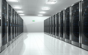 Картинка internet, server, data storage