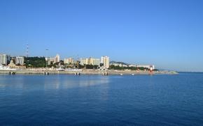 Картинка море, Сочи, прогулка на корабле