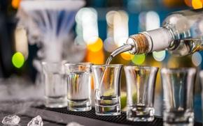 Картинка bar, cups, alcoholic drinks