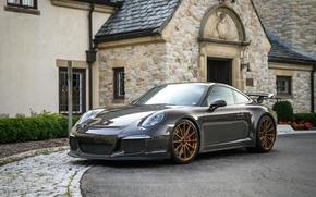Картинка Porsche, GT3, Wheels, 991, GT1, Forgeline