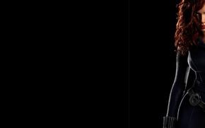 Картинка Scarlett Johansson, Скарлетт Йоханссон, Black Widow, Наташа Романофф, Мстители, Черная Вдова, Avengers