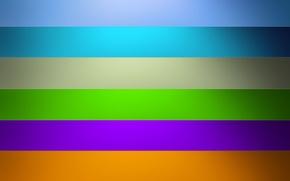 Картинка линии, полосы, цветные, текстура, горизонтальные