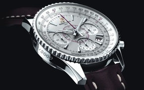 Картинка Часы, Watch, Breitling, Montbrillant