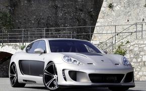 Картинка Porsche, Panamera, Gemballa, Mistrale, (970)